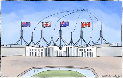 And From All the Lands On Earth We Come.. . by Jon Kudelka