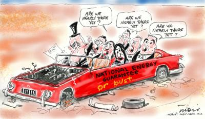 Turnbull's NEG by Alan Moir
