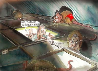 We have a problem by David Rowe