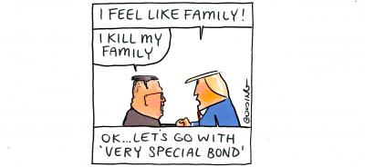 Special Bond by Matt Golding