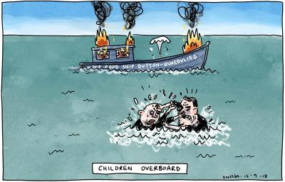 On Water Matters by Jon Kudelka