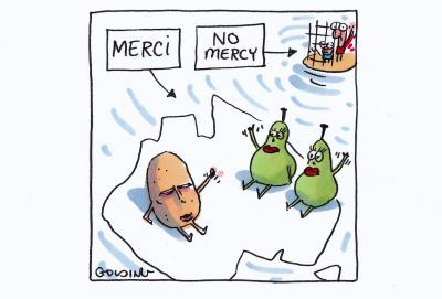 Dutton's Merci by Matt Golding
