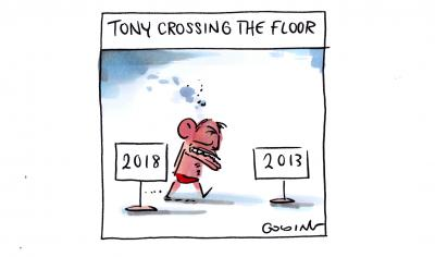 Tony's NEG Walk